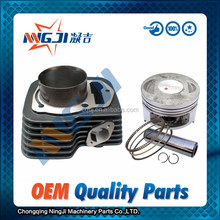 Motorcycle Parts Motorcycle Engine Parts Shineray 200cc engine Air cooled cylinder block 63.5mm dameter