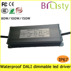 12v 50w constant voltage waterproof dali dimmable led driver IP67