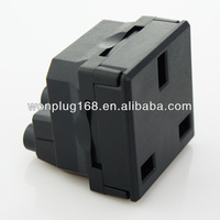 US multiple receptacle decorative Electrical Outlet WP-SA1