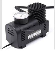 Portable 12V 90W 250PSI Electric Car Tire Tyre Inflator Pump Auto Car Pump Air Compressor