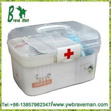 2015 china stock cheep price wholesale child medical kit