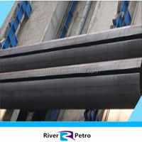 Full size API standerd 20ft forging LASW pipeline best after-sales service