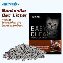 Free Sample and Lowest Price Granular Bentonite Cat Litter