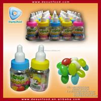 Good taste Baby bottle Nipple jelly bean candy