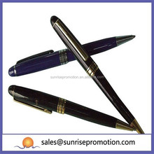 Slender Waist Metal Pen Pressed