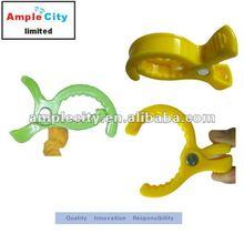 High quality hot selling plastic crocodile clip aligator clip