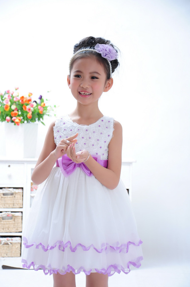 2015 Latest Design Baby Model Frock Wirh Beautiful ...