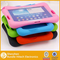 Hot sale for Samsung galaxy tab 3 10.1 silicone back case /for samsung galaxy p5200 silicone case