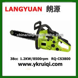 "3800 38cc 1.7kw Petrol Echo Chain Saws with 14"" 16"" Guide Bar"