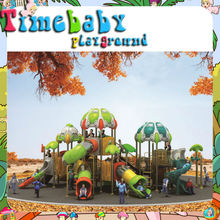 T-KP5013B kids outdoor play center, outdoor playground equipment