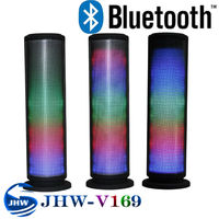 Kingwon 2015 hot sale LED wireless mini bluetooth pen drive music player