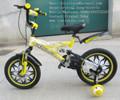 niños tamaño de bicicleta de 12 pulgadas a 20 pulgadas con absorbedor