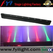 DJ elation 8x10W RGBW 4in1 led beam light