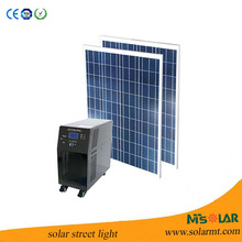 Newly Practical 300W solar power supply system/PV module