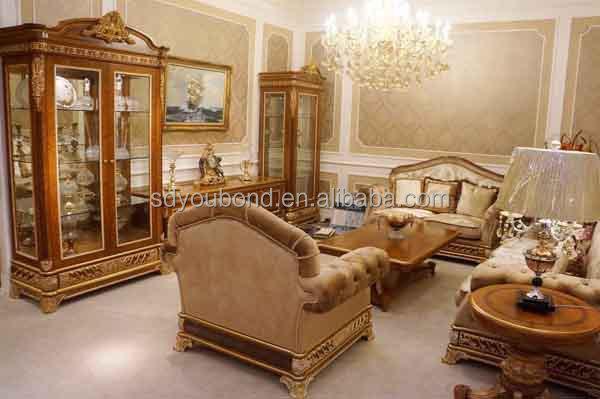 0062 royale meubles canap classique de meubles de maison for Meuble italien com