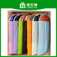 Promotion Non Woven Stock Mixed Colors Suit Cover Cheap Garment Bag