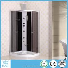 2015 Aluminum Glass Folding Door design glass shower rooms shower door with CE certificate