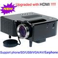 Preço mais barato Mini LED Projector de boa qualidade HDMI de vídeo projetores portáteis para xbox 360 PS4 iPhone