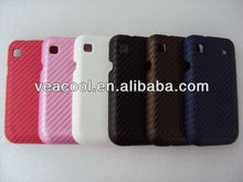 Carbon Fiber Hard Phone Back Case Cover for Samsung Galaxy S i9000