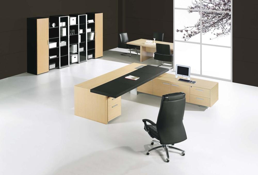 Vente chaude table de bureau et mobilier de bureau moderne