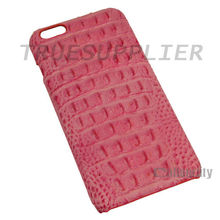 Cover Case for Iphone 6,for iphone 6 case leather skin case,for iphone 6 case crocodile design
