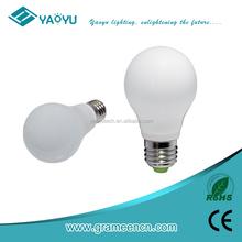 yaoyu led bulb 7w led bulb lower cost