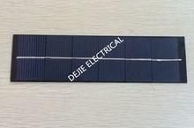 1.5W PET Laminated Polycrystalline Solar panel