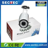 China Manufacturer 2.0M coms IP66 Waterproof ip rotating outdoor security camera