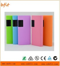 50000mah Colorful sweet promotion power bank for gift trending hot products
