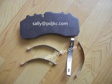 brake pads 0064201120 for SCANIA trucks