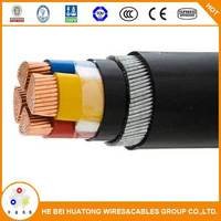 low voltage xlpe insulated armoured electrical cable