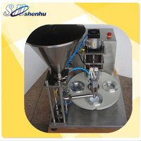 factory price manual ice-cream filling and sealing machine