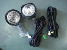 Black / Chrome Fog Lamp for Toyota Avanza 2012