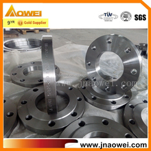 carbon steel forged ansi b16.5 pipe fitting flange spade blind