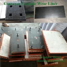 Export Ceramic Wear Liner to Australia, Chile, America, etc