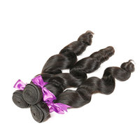 Popular Products Wholesale Loose Wave 8~26 Inch Virgin Remy Brazilian Hair Weft