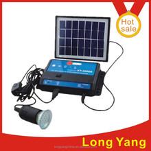 mini solar light kits 3W 6V solar powered light solar lighting system for indoor