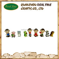 Miniature Resin Animal Statue For Promotional