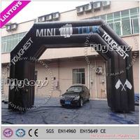 Giant advertising inflatable arch/Inflatable arch gate for sale