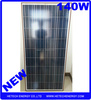 Poly panel solar 140w with lowest price