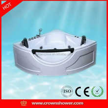 2015 New design indoor portable massage bathtub square tub walk in bathtub