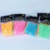 China wholesale assorted band with12pcs Clips and1 hook DIY loom bands BRL004