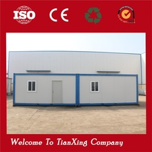 low cost prefabricated living mobile kitchen container mobile office container