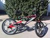 "Freestyle BMX bicycle 20"" inch 20*2.35 tire V-brake disk brake bicycle"