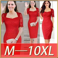 Red lace dresses for women pictures formal dresses women fat women dresses online shopping wholesale clothing manufacturers