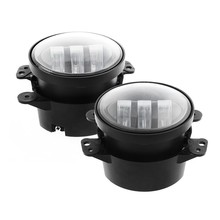 fog light for Jeep 30W a pair led fog light for jeep new style for jeep