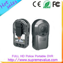 Newest 1080P Full HD Police body camera with wifi support 32G