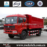 China manufacturer durable economical 4x2 dump truck curb weights 12 ton