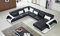 Business Leather Sofa, Waiting Sofa Set, Reception Sofa