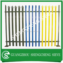 China cheap security D or W pales Euro Fence For your garden and home